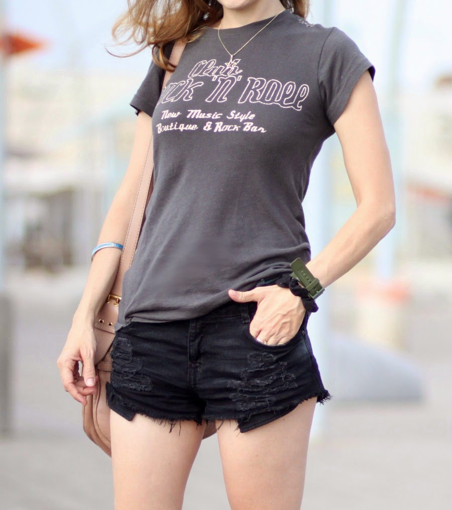 T-shirt, thong, birko, details, wore, ss15, fashionblog, fashion, בלוגאופנה, אופנה
