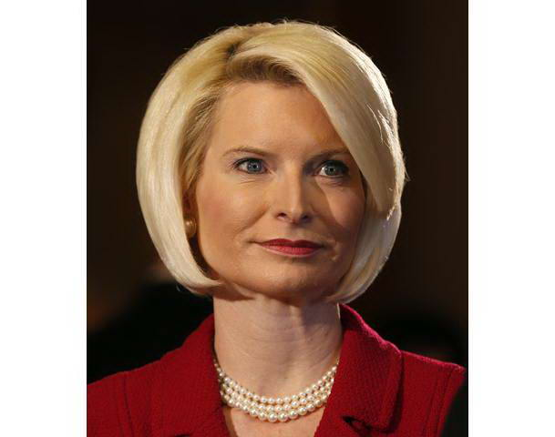 Callista Gingrich Hair Style Pics: