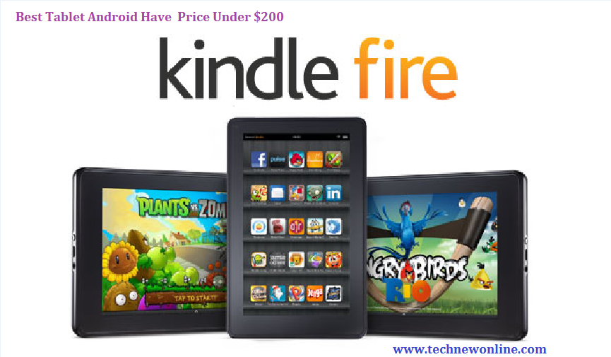 Best Tablet Android Have  Price Under $200