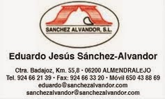 SANCHEZ - ALVANDOR
