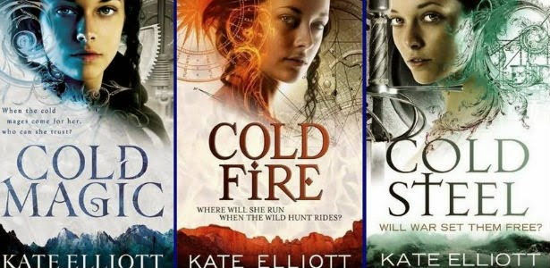 Cold Magic book Series