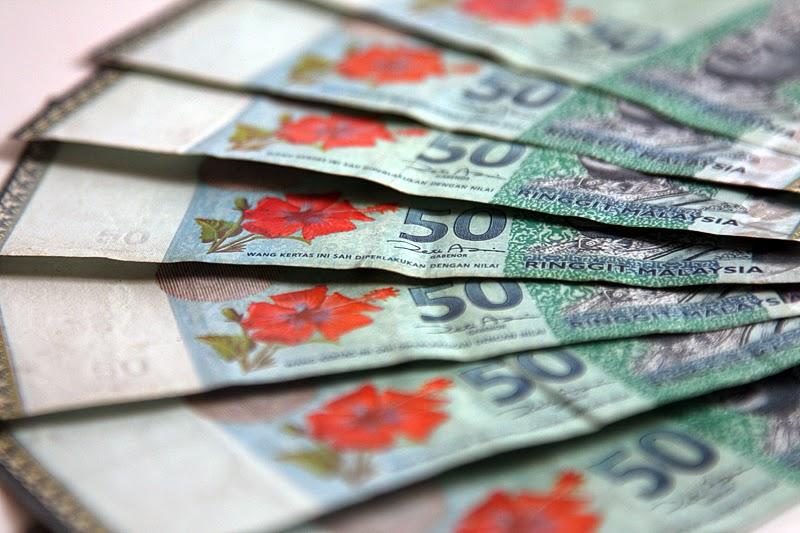 bonus ganjaran duit