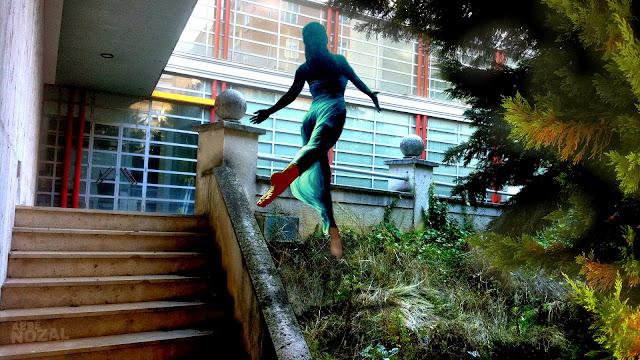 baile del patio, 2013 Abbé Nozal