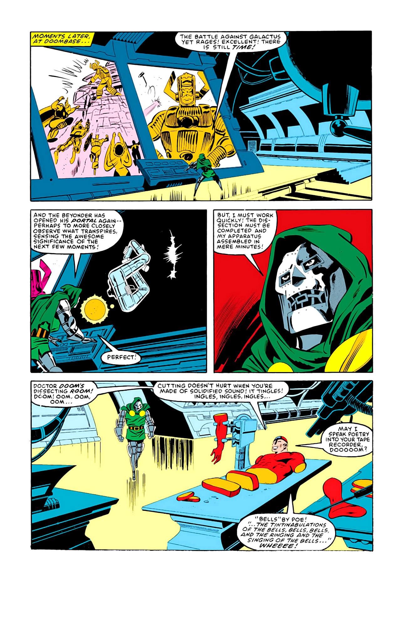 Captain America (1968) Issue #292j #217 - English 20
