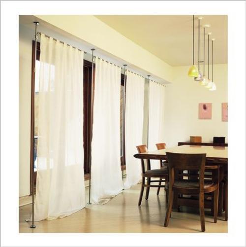 Cortinas y persianas interiores por paulina aguirre for Tipos de cortinas para cocina