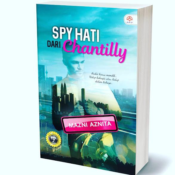 Spy Hati Dari Chantilly (terbaru 2018)