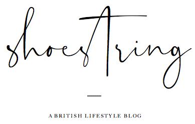 Shoestring   UK Lifestyle Blog