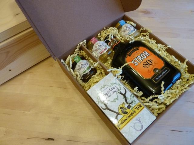 kleine geschenke zuckerstix ein geschenk f r einen mann. Black Bedroom Furniture Sets. Home Design Ideas