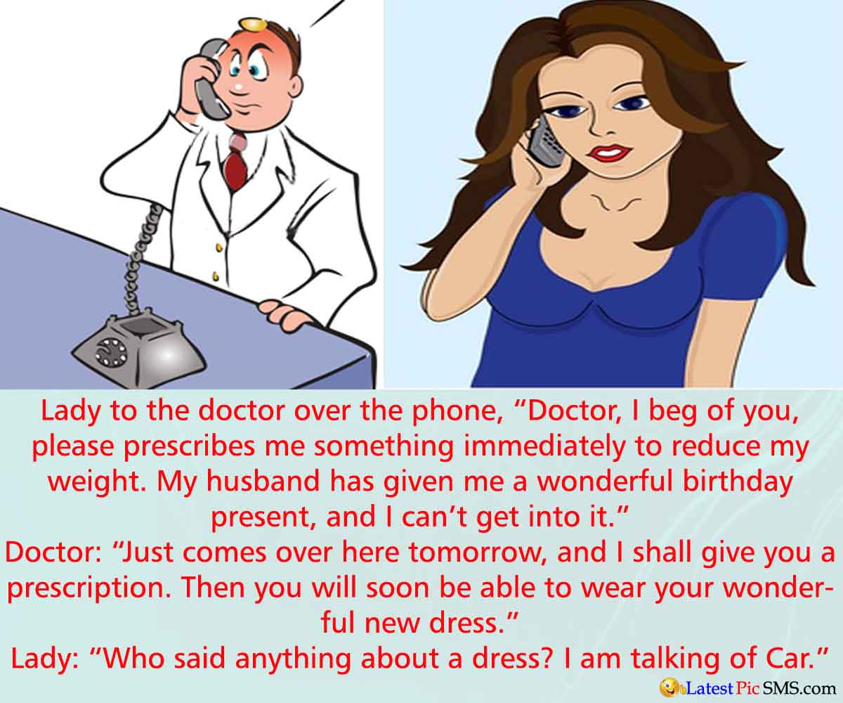 Doctor Patient Communication Cartoon Jokes