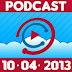 Chupim - Podcast - 10/04/2013