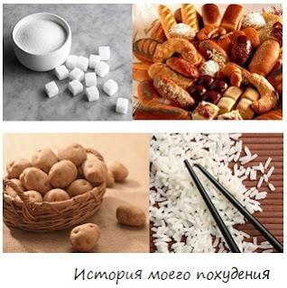 Продукты, запрещенные при методике Ковалькова