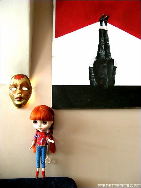 Коллекционная кукла Blythe Блайз в Петербурге