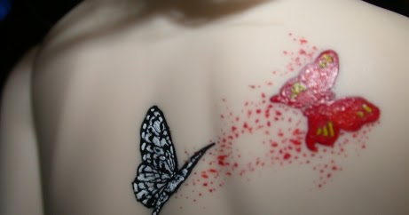 wallpaper butterfly tattoo panties - photo #43