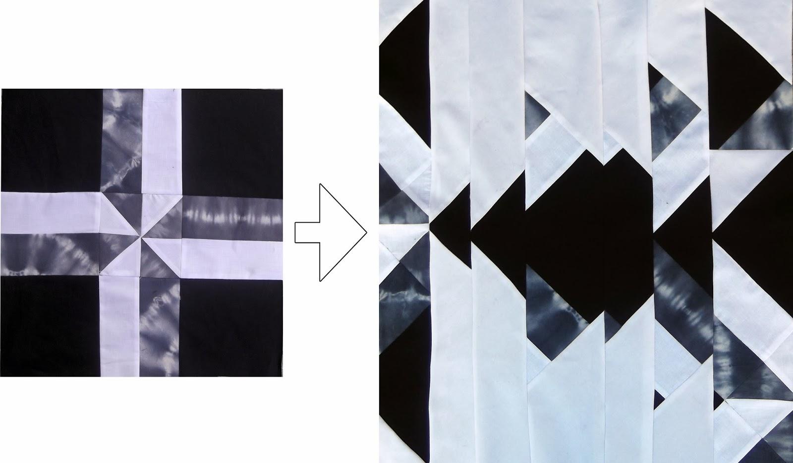 μοντέρνο patchwork. patchwork, patchwork μαθήματα, patchwork οδηγίες