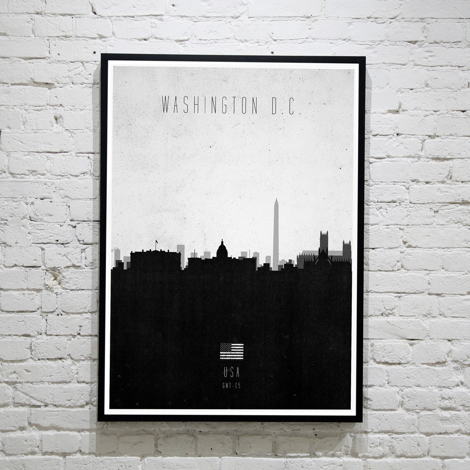 Washington D.C. Contemporary Cityscape