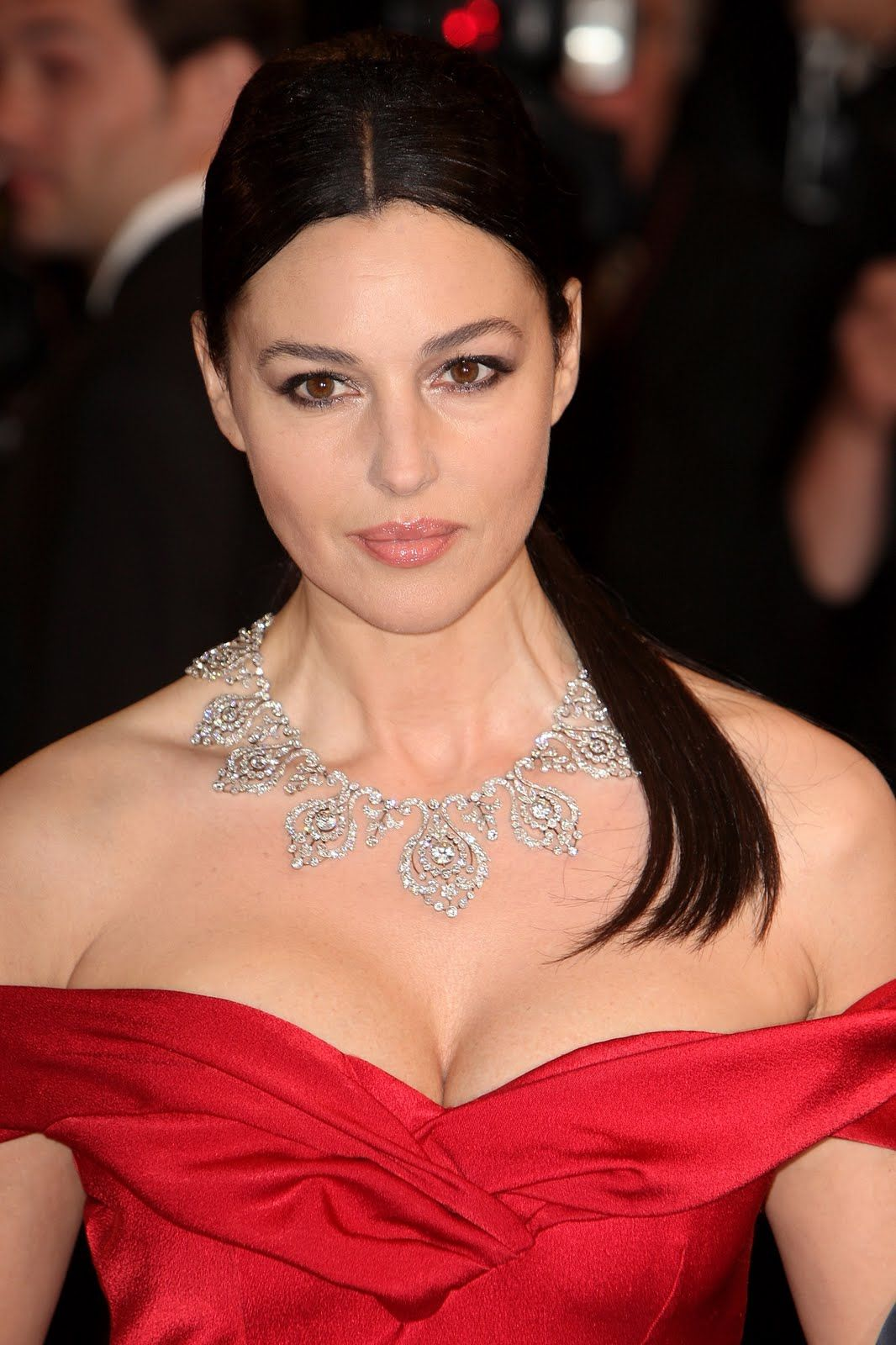 INDIAN ACTRESS: Hollywood actress Monica Bellucci hot and