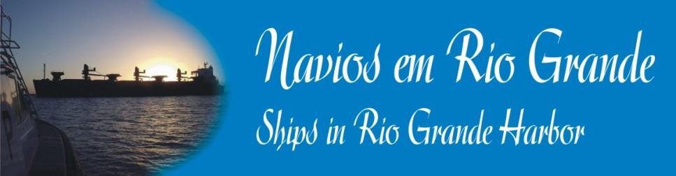 Navios em Rio Grande