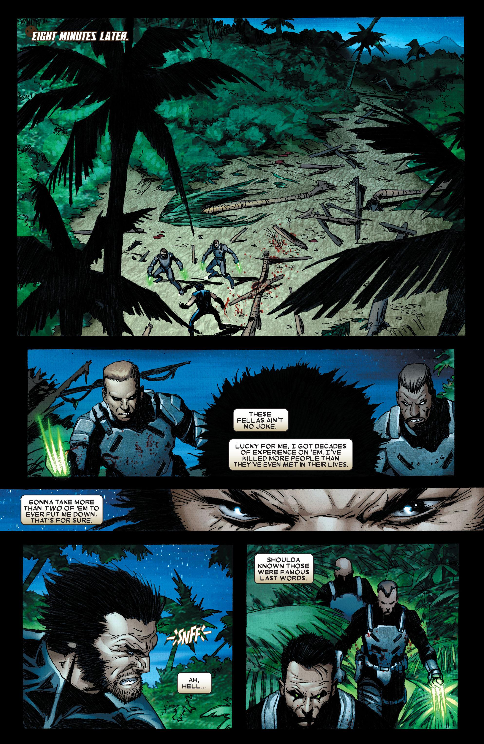 Wolverine: Weapon X #2 #15 - English 20