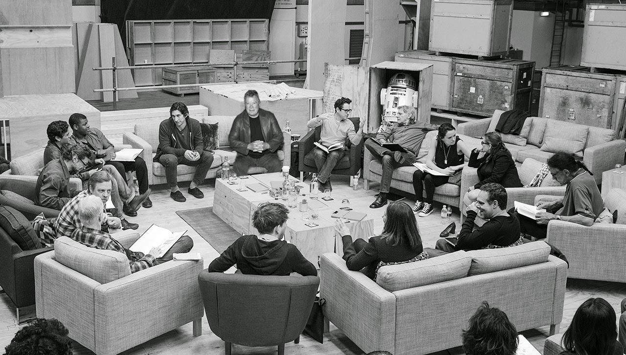 star wars cast funny