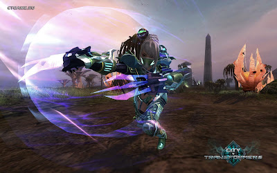 City of Transformers призрак