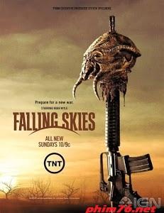 Bầu Trời Sụp Đổ 5 - Falling Skies 5