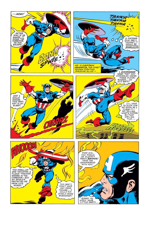 Captain America (1968) Issue #257 #172 - English 8