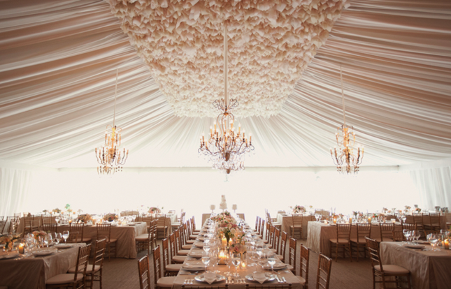Beautiful Wedding Tent Decor. Weddings are supposed to be an occasion of absolute beauty and an occasion that celebrates love in the true sense of the word. & Affinity Events: Beautiful Wedding Tent Decor