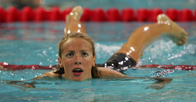 Women Swimming