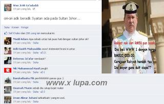 Ustaz Hina Sultan Johor Adik Beradik Syaitan