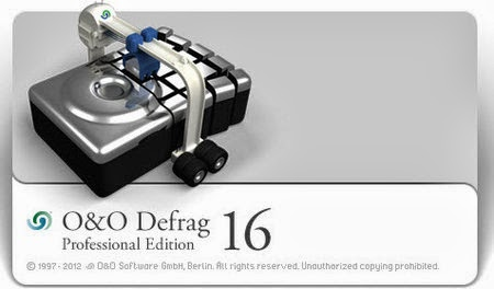 O&O Defrag Professional v17.0 Build 422 (32Bit/64Bit) Full İndir