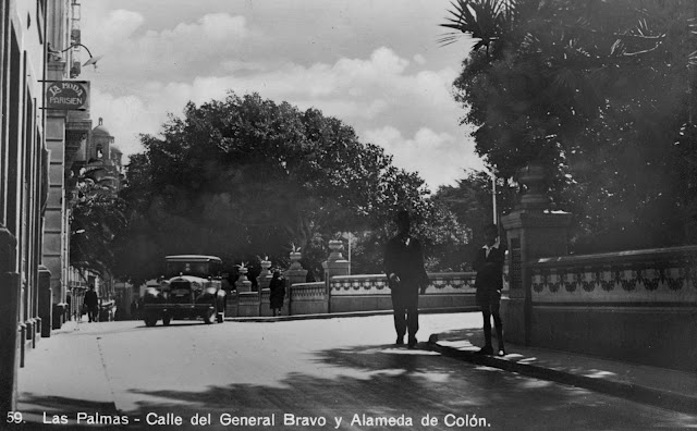Imagen 906 propiedad del archivo histórico de la FEDAC/CABILDO DE GRAN CANARIA.
