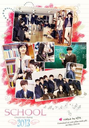 Chuyện Học Đường (FFVN) - School 2013 (2012) VIETSUB - (16/16)