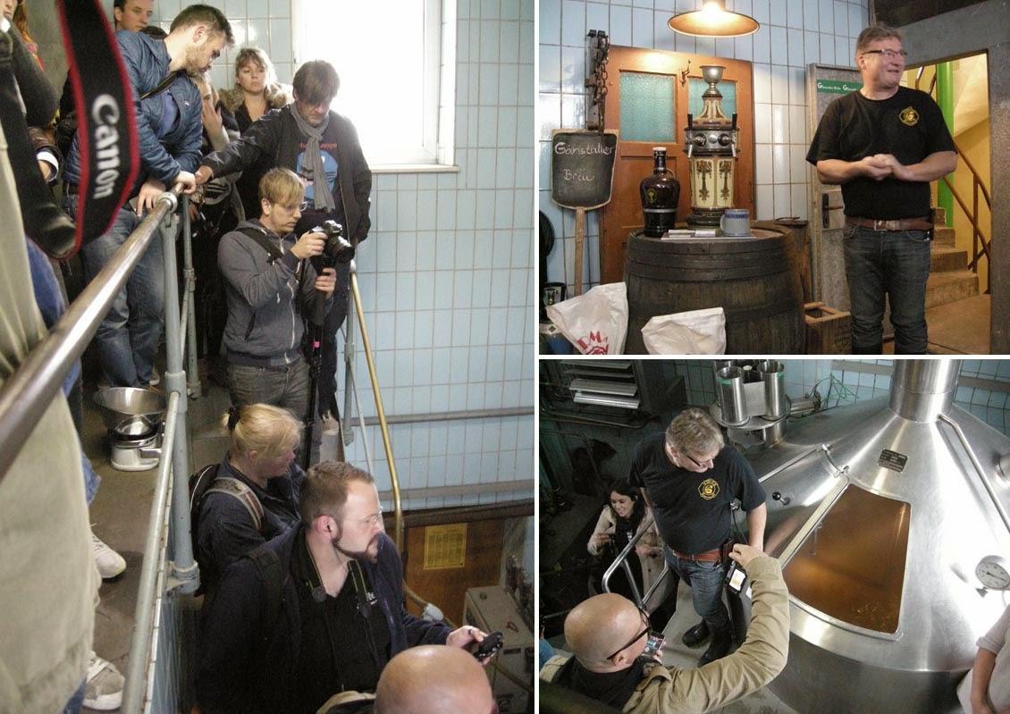 Brauerei von Andreas Gänstaller, Schnaid