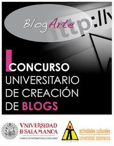 2º premio en el concurso BlogArte