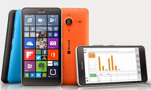 Lumia 640 XL mobile phone