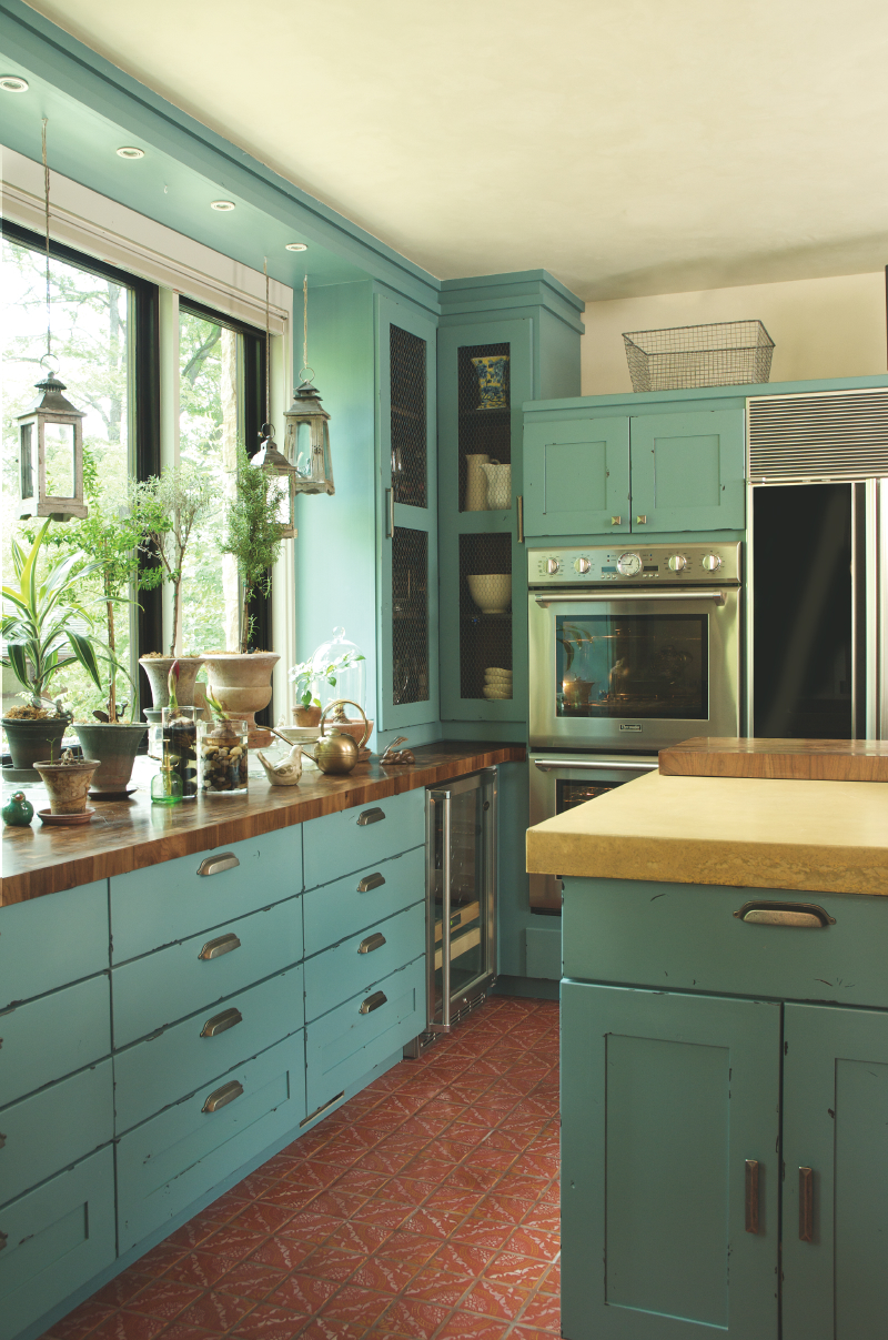 Bountiful Kitchens Colorado Homes Turquoise Kitchen