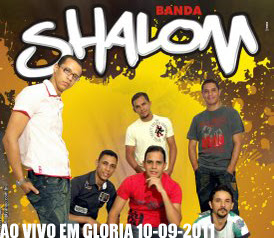 Banda Shalom Ao Vivo em Gloria - SE 2011