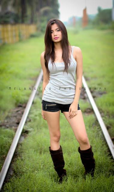 A Cutest Model - Danica Torres