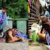 RESPECT! GADIS CANTIK INI BARU MENANG JUARA MISS THAILAND 2015, NAMUN CUBA LIHAT 9 FOTO APA YANG DIA LAKUKAN BILA JUMPA IBUNYA YANG KERJA PUNGUT SAMPAK DAN CUCI JALAN...BETUL-BETUL MENGEJUTKAN KAMI