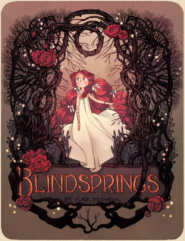 Blindsprings by Kadi Fedoruk
