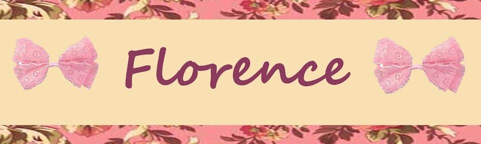 Florence's Blog