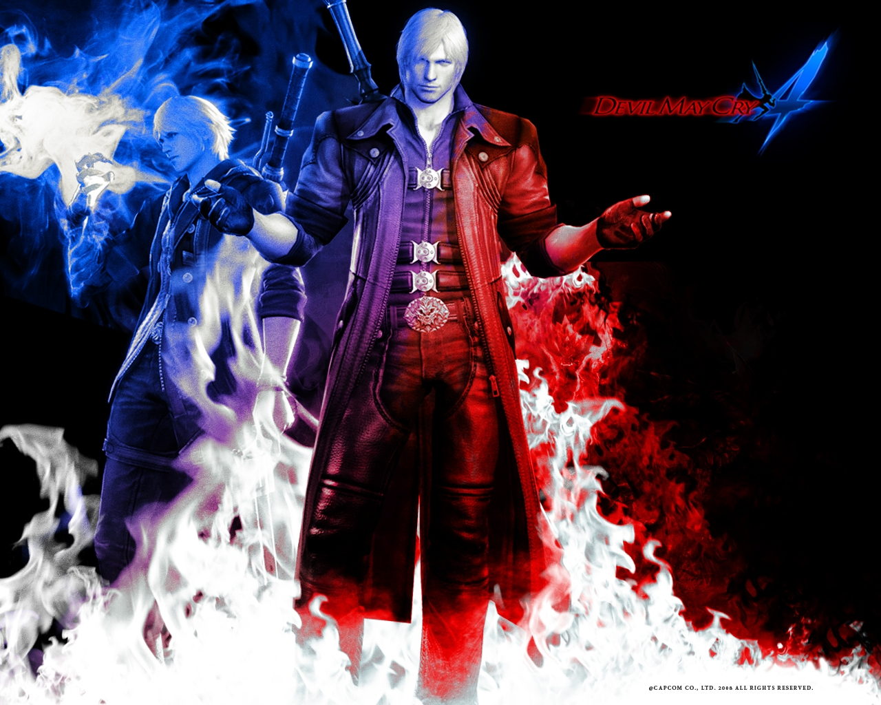 trololo blogg: dante wallpaper devil may cry