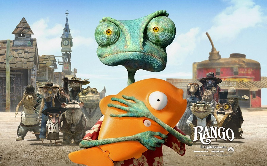 Rango - Versão Estendida 2011 Filme 1080p 720p Bluray BRRip FullHD HD completo Torrent