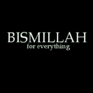 Dp bbm bismillah for everything - kumpulan display picture blackberry