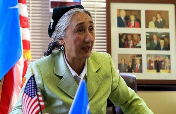 Рабия Кадир: «Нет второго такого правительства, которое бы столь заботилось об уйгурах»