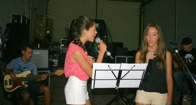Melendi y mar a parrado actuar n hoy jueves y ma ana - Elena alberdi ...
