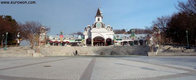 Parque de atracciones Woobang Land de Daegu