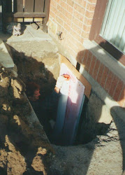 Aquaseal Wet Leaky Basement Solutions Ontario 1-800-NO-LEAKS or 1-800-665-3257