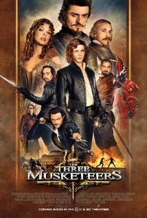 film the three musketeers