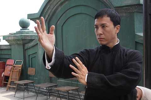 Donnie Yen as IP Man